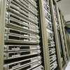 Data център на IBM // Снимка: Ройтерс
