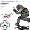 23855093-the-robot-is-dancing-follow-the-beat-of-the-song
