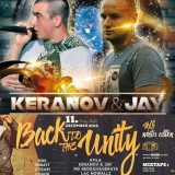 keranov & jay back to the unity poster f