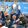 Leicester Ranieri title
