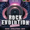 rock evolution poster